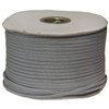 WholesaleCables.com 8606-4500S 1000ft Bulk Phone Cord Silver Satin 26/6 (26 AWG 6 Conductor) Spool