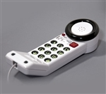 WholesaleCables.com Med-Pat One-Piece Hospital Hotel Motel Phone XL88Q
