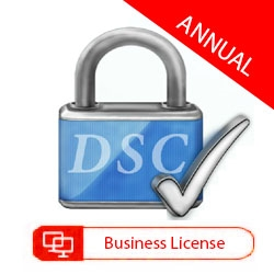 DSC Business Edition - License 5 Computers - Annually