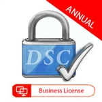 DSC Business Edition - License 10 Computers - Annually