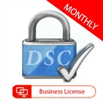 DSC Business Edition - License 5 Computers - Monthly