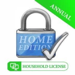 DSC Home Edition - Household License 5 Computers - Annually