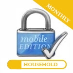 DSC Mobile Edition - Household License 5 devices - Month-to-Month