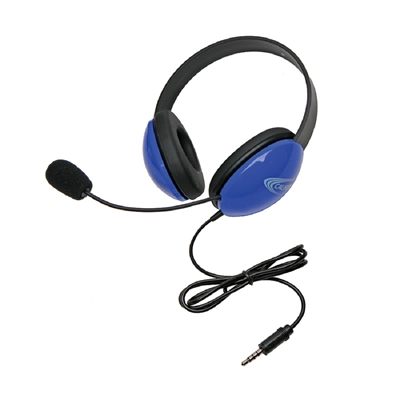 "2800-BLT Listening First Stereo Headset w/ ""To Go"" plug"