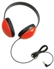 2800-RD Listening First Stereo Headphones