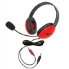 2800RD-AV Listening First Stereo Headset