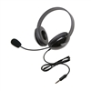 "2800TBK Listening First Stereo Headset w/ ""To Go"" plug"