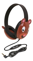 2810-BE Listening First Stereo Headphones