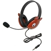 "2810-TBE Listening First Stereo Headset w/ ""To Go"" plug"