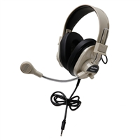 "3066AVT Deluxe Multimedia Stereo Headset w/ ""To Go"" plug"
