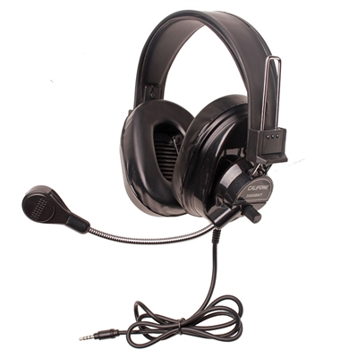 "3066BKT Deluxe Multimedia Stereo Headset w/ ""To Go"" plug"