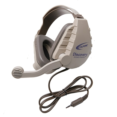 DS-8VT Discovery Stereo Headset