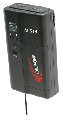 M319 Belt Pack Transmitter