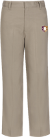 Capital Prep Harlem Boys Khaki Pants
