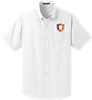 Capital Prep Harlem Mens Short Sleeve Oxford