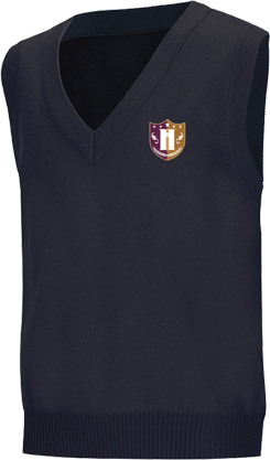 Capital Prep Harlem Adult Sweater Vest