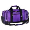 #020-DARK PURPLE Wholesale 20-inch Duffel Bag - Case of 20
