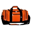 #020-ORANGE Wholesale 20-inch Duffel Bag - Case of 20