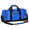#020-ROYAL BLUE Wholesale 20-inch Duffel Bag - Case of 20