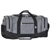 #025-DARK GRAY Wholesale 25-inch Duffel Bag - Case of 20 Duffel Bags