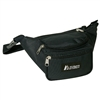 #044KD-BLACK Wholesale Waist Pack - Standard - Case of 50 Waist Packs