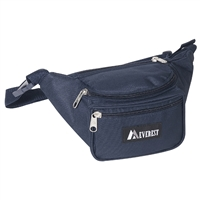 #044KD-NAVY Wholesale Waist Pack - Standard - Case of 50 Waist Packs
