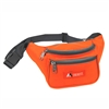 #044KD-ORANGE Wholesale Waist Pack - Standard - Case of 50 Waist Packs