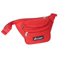 #044KD-RED Wholesale Waist Pack - Standard - Case of 50 Waist Packs