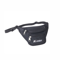 #044KS-BLACK Wholesale Waist Pack - Junior - Case of 100 Waist Packs