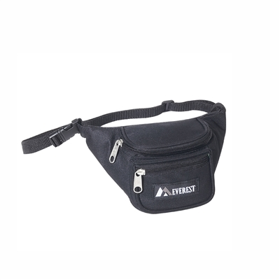 #044KS-BLACK Wholesale Waist Pack - Junior - Case of 100