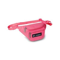 #044KS-HOT PINK Wholesale Waist Pack - Junior - Case of 100 Waist Packs