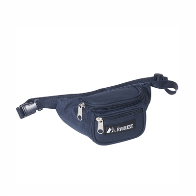 #044KS-NAVY Wholesale Waist Pack - Junior - Case of 100 Waist Packs