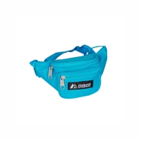 #044KS-TURQUOISE Wholesale Waist Pack - Junior - Case of 100 Waist Packs