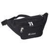 #044XLD-BLACK Wholesale Waist Pack - Large - Case of 50 Waist Packs