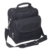 #050-BLACK Wholesale Deluxe Utility Bag - Case of 20 Utility Bags