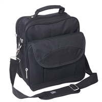 #050-BLACK Wholesale Deluxe Utility Bag - Case of 20