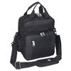 #067-BLACK Wholesale Deluxe Utility Bag - Case of 30 Utility Bags