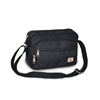 #080-BLACK Wholesale Shoulder Bag - Case of 30
