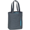 #1002TBLT-CHARCOAL Wholesale Laptop & Tablet Tote Bag - Case of 20 Tote Bags