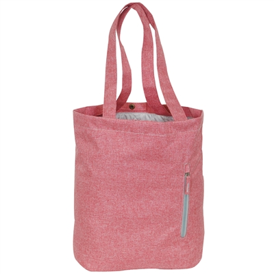 #1002TBLT-CORAL Wholesale Laptop & Tablet Tote Bag - Case of 20