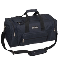 #1005D-NAVY Wholesale 20-inch Duffel Bag - Case of 20 Duffel Bags