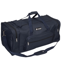 #1005LD-NAVY Wholesale 30-inch Duffel Bag - Case of 20