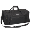 #1005MD-BLACK Wholesale 25-inch Duffel Bag - Case of 20