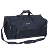 #1005MD-NAVY Wholesale 25-inch Duffel Bag - Case of 20 Duffel Bags
