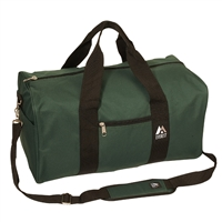 #1008D-GREEN Wholesale 19-inch Duffel Bag - Case of 30 Duffel Bags