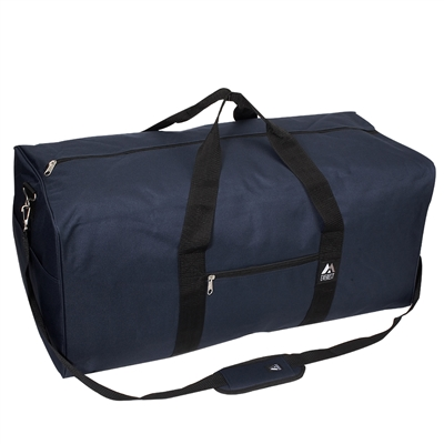 #1008LD-NAVY Wholesale 30-inch Duffel Bag - Case of 30
