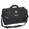 "#1015L-BLACK Wholesale 21"" Gear Duffel Bag - Case of 20 Duffel Bags"