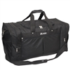 #1015XL-BLACK Wholesale 30-inch Gear Duffel Bag - Case of 10 Duffel Bags