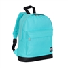 #10452-AQUA BLUE Wholesale Mini Kids Backpack - Case of 30
