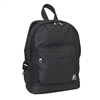 #10452-BLACK Wholesale Mini Kids Backpack - Case of 30
